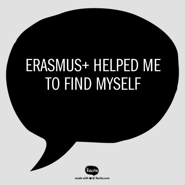 Erasmus+ quote