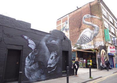 22. 24.10.17 (16) Street art tour, London,Time for Tea