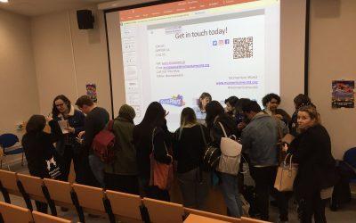 Europeers UK at the University of Roehampton