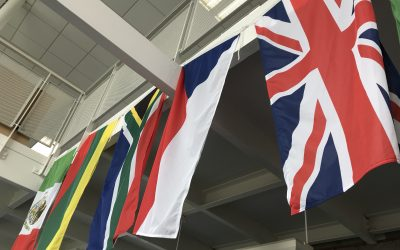 MY EUROPEERS EXPERIENCE AND THE LANGUAGE SHOW 2017