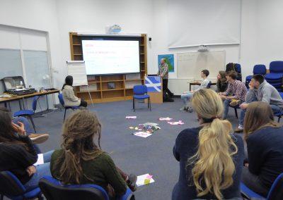 Mid-term meeting, Glasgow