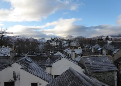 View from the office, Keswick