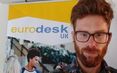 Eurodesk Training in Birmingham