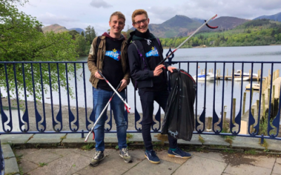 European Youth Week: event in the Lake District
