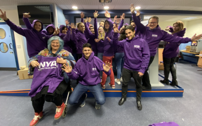 Youth Work in a changing world-Media Team-