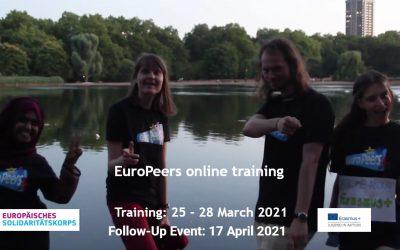 Experienced EuroPeers Wanted!